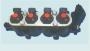 Rail iniettori Landi Arancio
